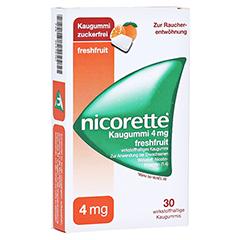 Nicorette 4mg freshfruit 30 Stück