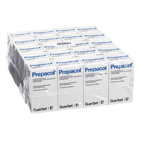 PREPACOL Kombipckg. 4 Tabl.+30 ml Lsg. 20 Stück