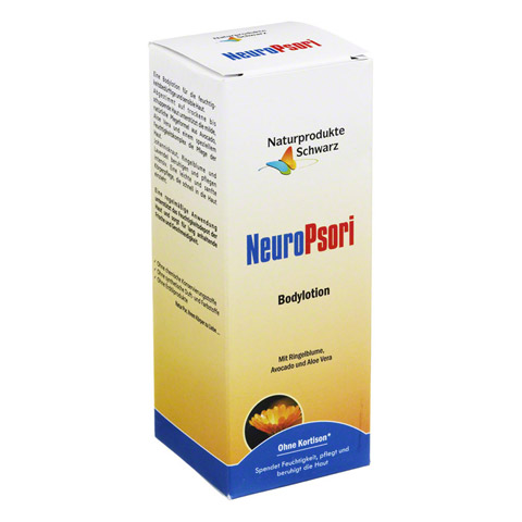 NEUROPSORI Bodylotion 150 Milliliter