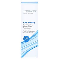 NEO Hycid 10% Fruchtsäure Gel 50 Milliliter - Vorderseite