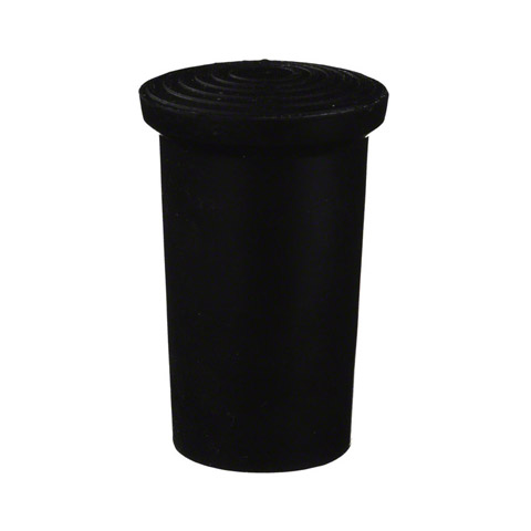 KRÜCKENKAPSEL Gr.2 20 mm schwarz 1 Stück