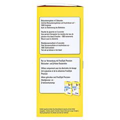 FREESTYLE Precision Neo Blutzuckermesssyst.mg/dl 1 Stück - Linke Seite