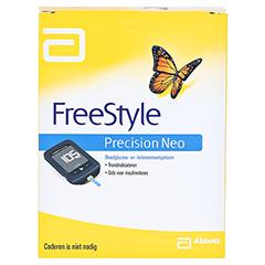 FREESTYLE Precision Neo Blutzuckermesssyst.mg/dl 1 Stück - Rückseite