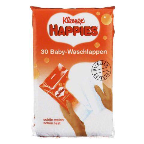 KLEENEX Happies Baby Waschtücher 30 Stück