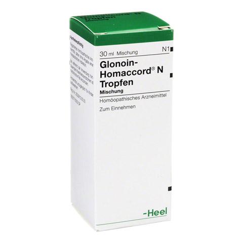 GLONOIN Homaccord N Tropfen 30 Milliliter N1