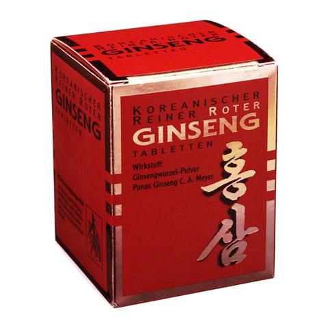 Koreanischer Reiner Roter Ginseng 200 Stück