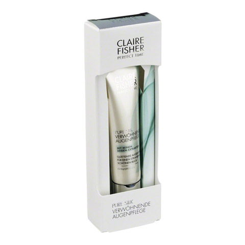 CLAIRE FISHER Perfect Time Silk Augenpflege 15 Milliliter
