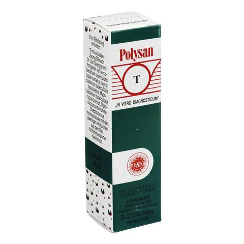 POLYSAN Typ T kolloidale Lösung D 9 Sanum 10 Milliliter