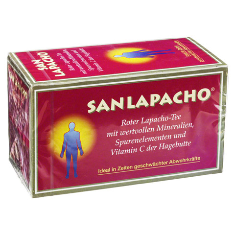 LAPACHO SAN Lapacho Filterbeutel 20 Stück