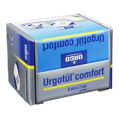 URGOTÜL comfort 5x7 cm Verband 50 Stück