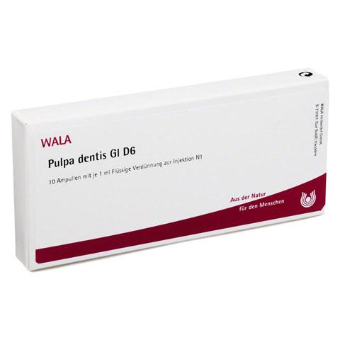 PULPA DENTIS GL D 6 Ampullen 10x1 Milliliter N1