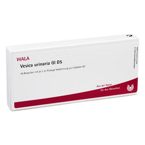 VESICA URINARIA GL D 5 Ampullen 10x1 Milliliter N1