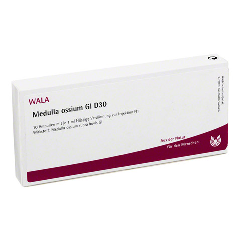 MEDULLA OSSIUM GL D 30 Ampullen 10x1 Milliliter N1