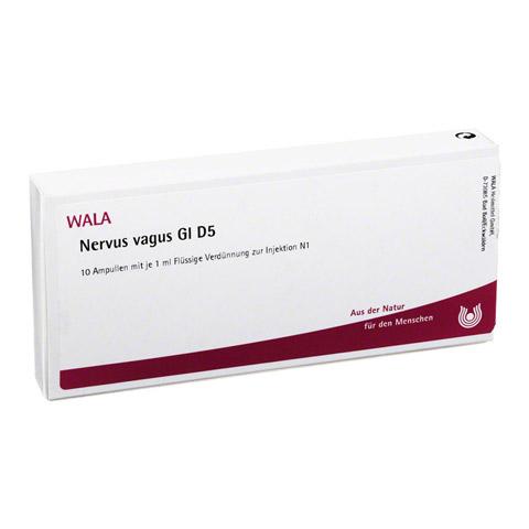 NERVUS VAGUS GL D 5 Ampullen 10x1 Milliliter N1