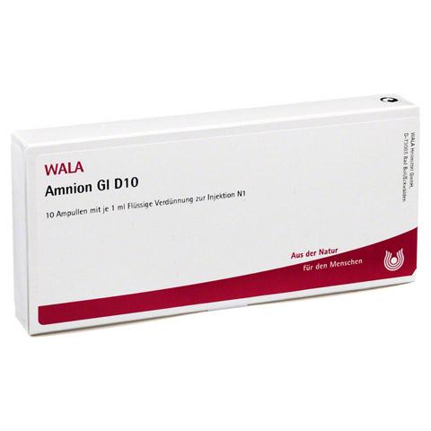 AMNION GL D 10 Ampullen 10x1 Milliliter N1