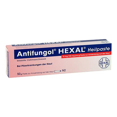 Antifungol HEXAL Heilpaste 50 Gramm N2
