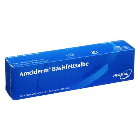 AMCIDERM Basisfettsalbe 100 Milliliter
