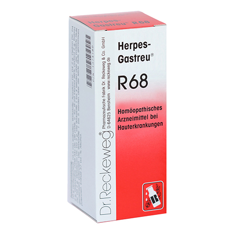 HERPES GASTREU R 68 Tropfen zum Einnehmen 50 Milliliter N1