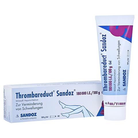 Thrombareduct Sandoz 180000I.E./100g 100 Gramm N2