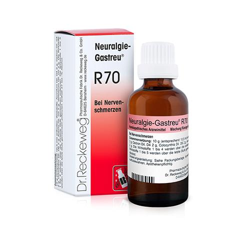 NEURALGIE Gastreu R 70 Tropfen zum Einnehmen 50 Milliliter N1
