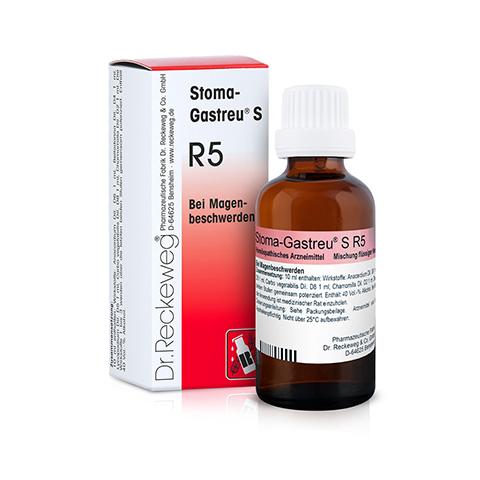STOMA GASTREU S R 5 Tropfen zum Einnehmen 50 Milliliter N1