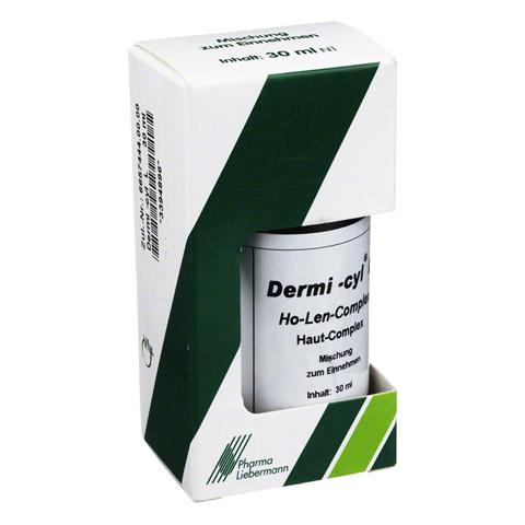 DERMI CYL L Ho-Len-Complex Tropfen 30 Milliliter