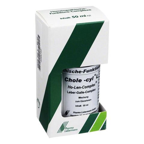 CHOLE CYL L Ho-Len-Complex Tropfen 50 Milliliter N1
