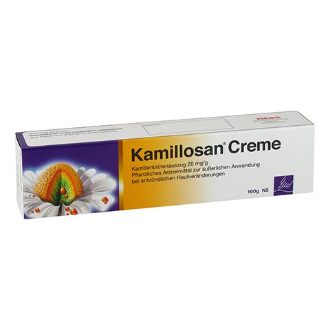 KAMILLOSAN Creme 100 Gramm N3