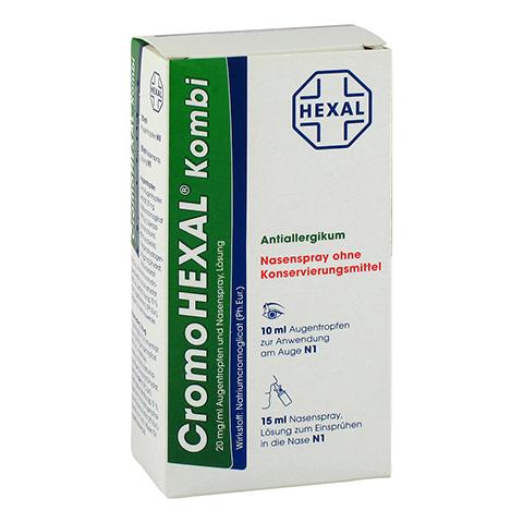 CromoHEXAL Kombi 1 Packung N1