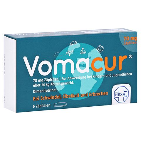 Vomacur 70mg 5 Stück