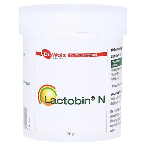 LACTOBIN N Pulver 70 Gramm