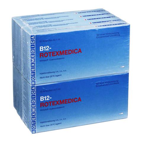 Vitamin B12 Rotexmedica Injektionslösung 100x1 Milliliter