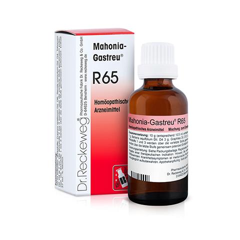 MAHONIA Gastreu R 65 Tropfen zum Einnehmen 50 Milliliter N1