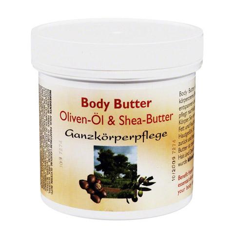 OLIVENÖL & Shea-Butter-Creme 250 Milliliter