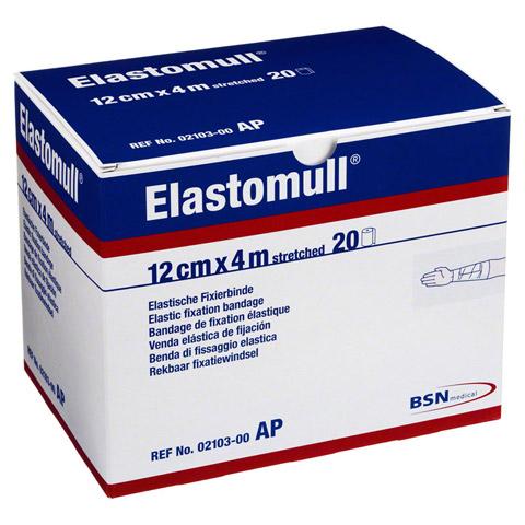 ELASTOMULL 12 cmx4 m 2103 elast.Fixierb. 20 Stück