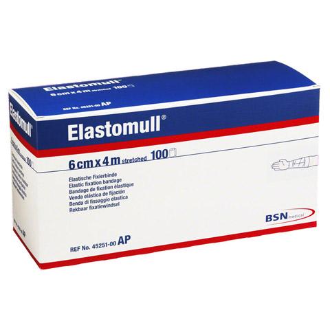 ELASTOMULL 6 cmx4 m 45251 elast.Fixierb. 100 Stück