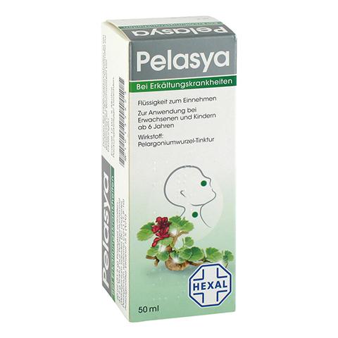 PELASYA bei Erkältungskrankeiten Flüss.z.Einnehmen 50 Milliliter N2