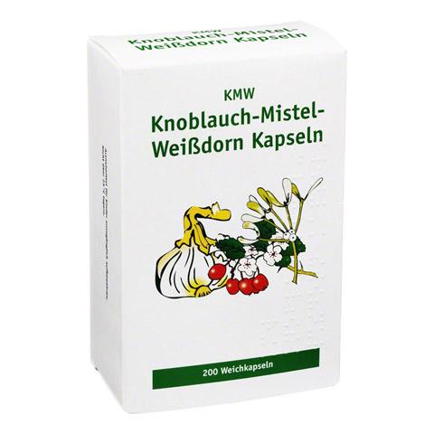 Knoblauch-Mistel-Weißdorn 200 Stück