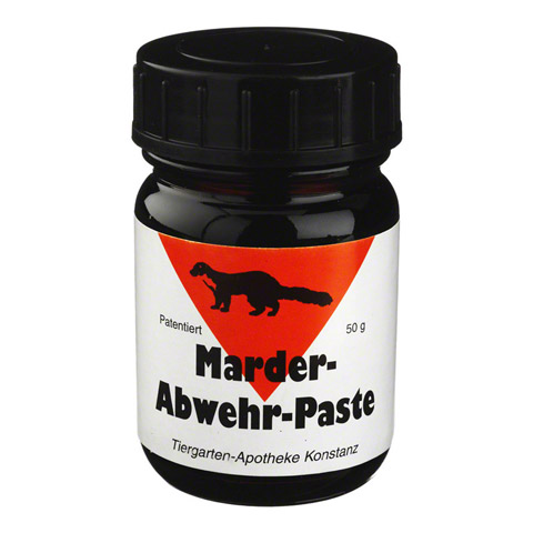 marder abwehr paste 50 milliliter online bestellen medpex versandapotheke. Black Bedroom Furniture Sets. Home Design Ideas