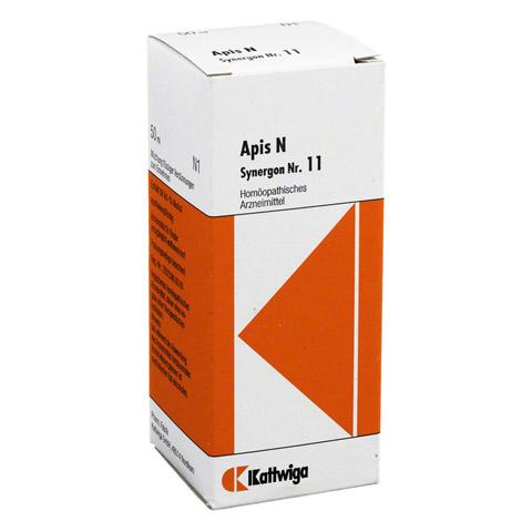 SYNERGON KOMPLEX 11 Apis N Tropfen 50 Milliliter N1