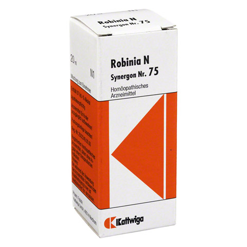 SYNERGON KOMPLEX 75 Robinia N Tropfen 20 Milliliter