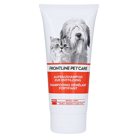 FRONTLINE PET CARE Aufbaushampoo z.Entfilzung vet. 200 Milliliter