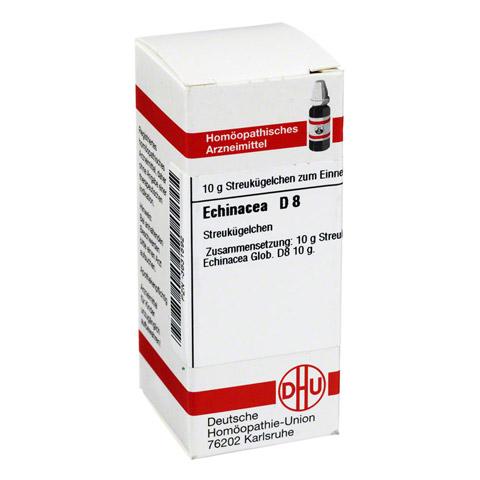 ECHINACEA HAB D 8 Globuli 10 Gramm N1