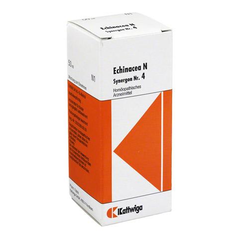 SYNERGON KOMPLEX 4 Echinacea N Tropfen 50 Milliliter N1