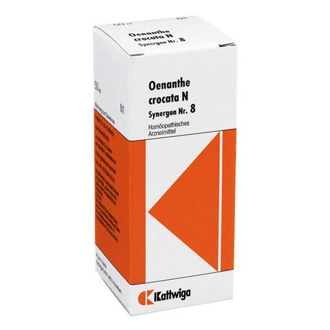 SYNERGON KOMPLEX 8 Oenanthe crocata N Tropfen 50 Milliliter N1