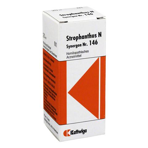 SYNERGON KOMPLEX 146 Strophanthus N Tropfen 20 Milliliter