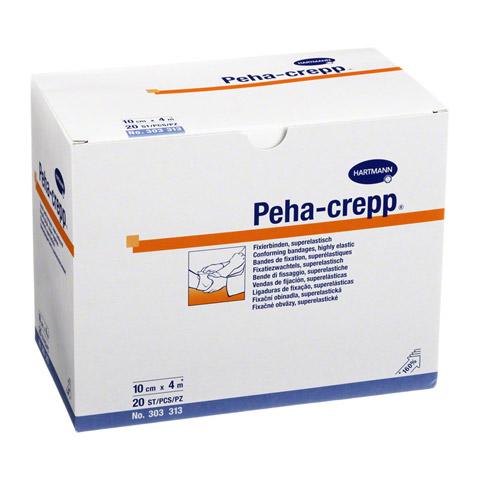 PEHA CREPP Fixierbinde 10 cmx4 m 20 Stück
