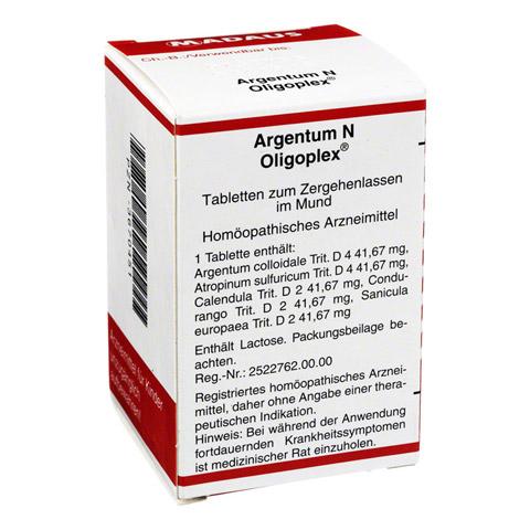 ARGENTUM N OLIGOPLEX Tabletten 150 Stück N1