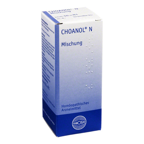 CHOANOL N Tropfen 50 Milliliter N1