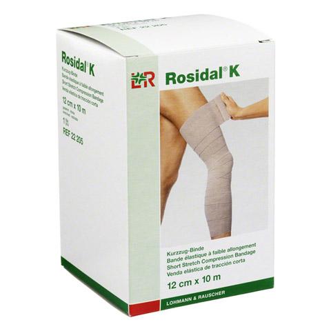 ROSIDAL K Binde 12 cmx10 m 1 Stück